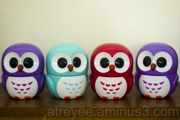 Owl Creams