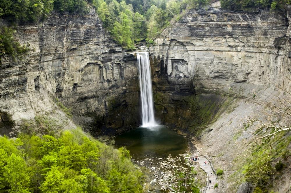 waterfall ithaca ny