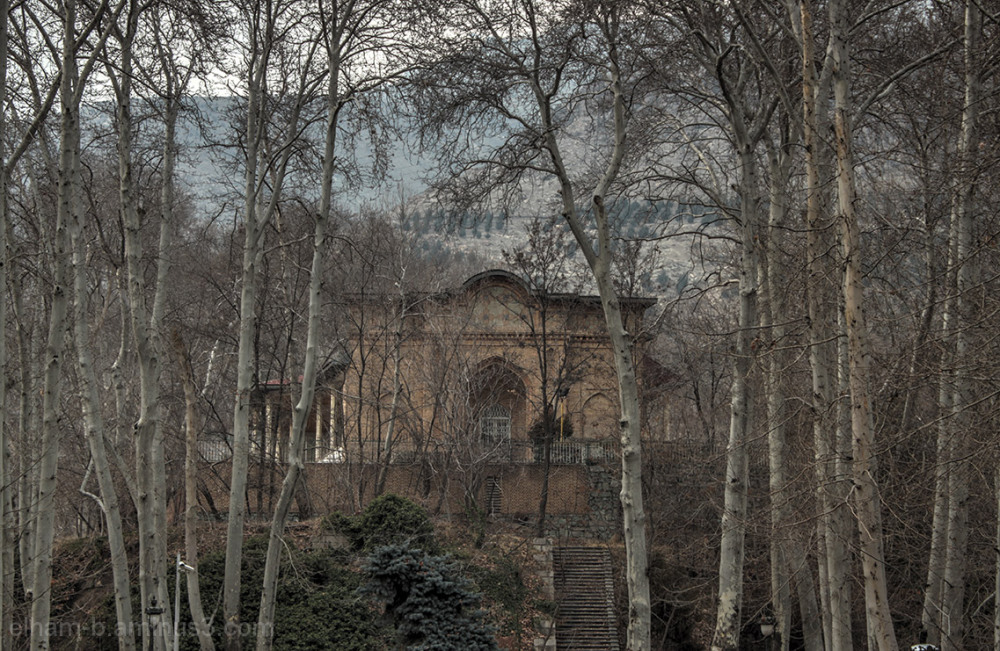 Ahmad shah summer palace