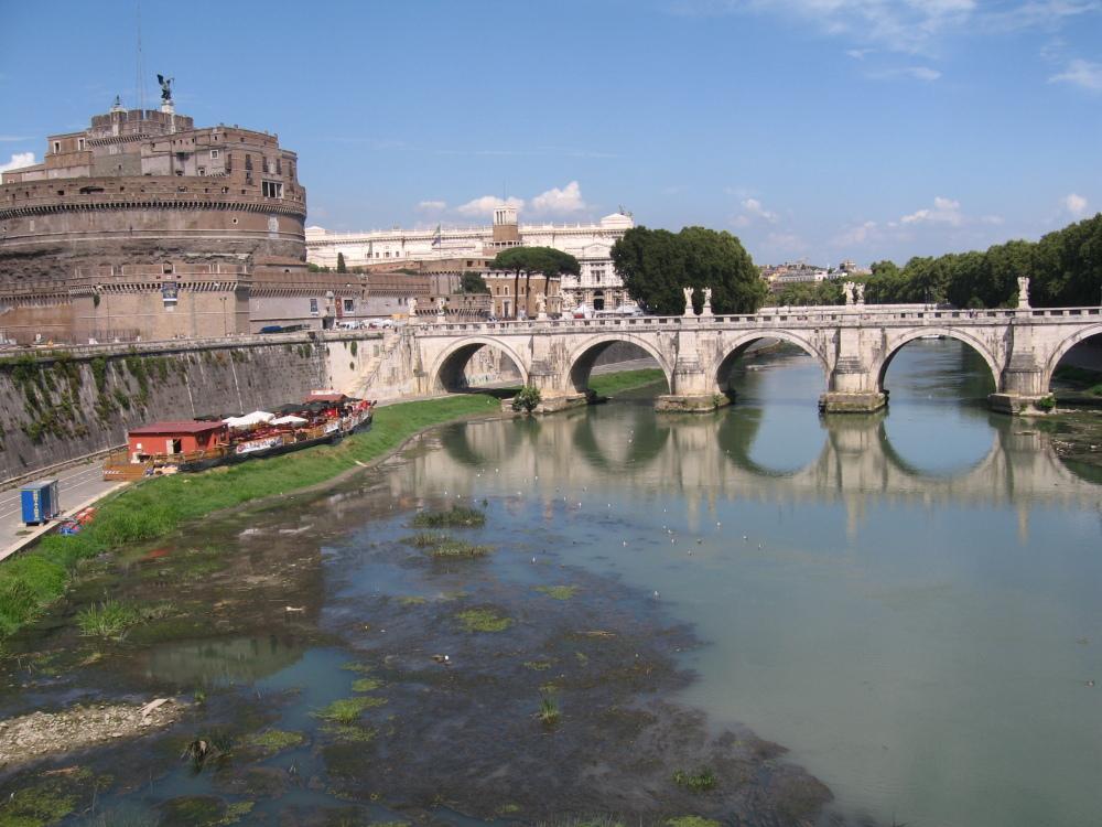 Brige Rome Italy