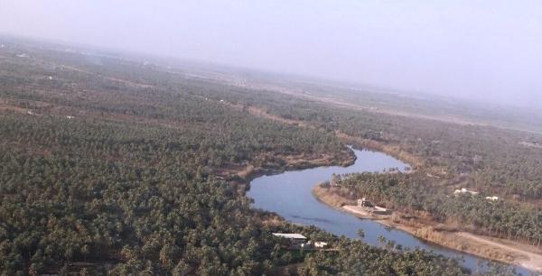Euphrates River(Alforat River-رود فرات)-Iraq