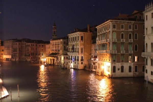 Venice at Night.