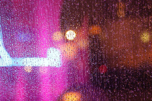 The Story of:Color, Rain & Life!