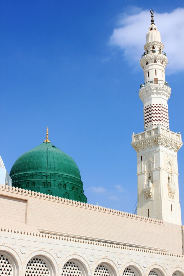 Mosque of the Prophet (Al_mosjid an - Nabawi)