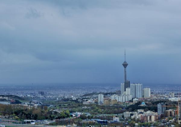 TEHRAN _ : A nice city ... IRAN (2)