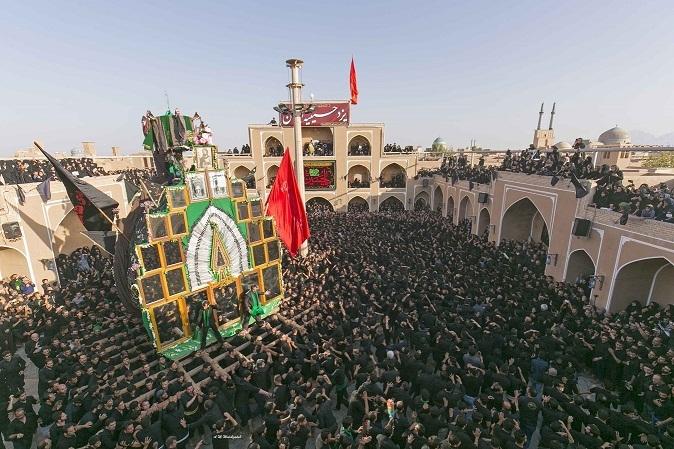 Mourning in Yazd - Iran