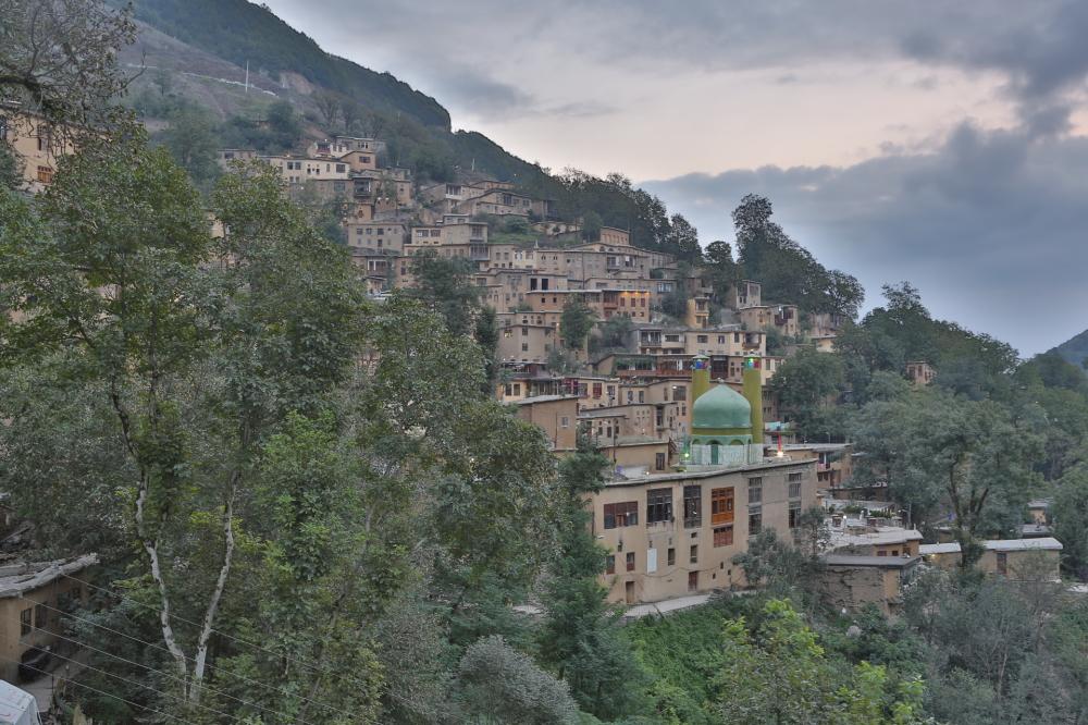 Stepy Village (Masuleh- iran)