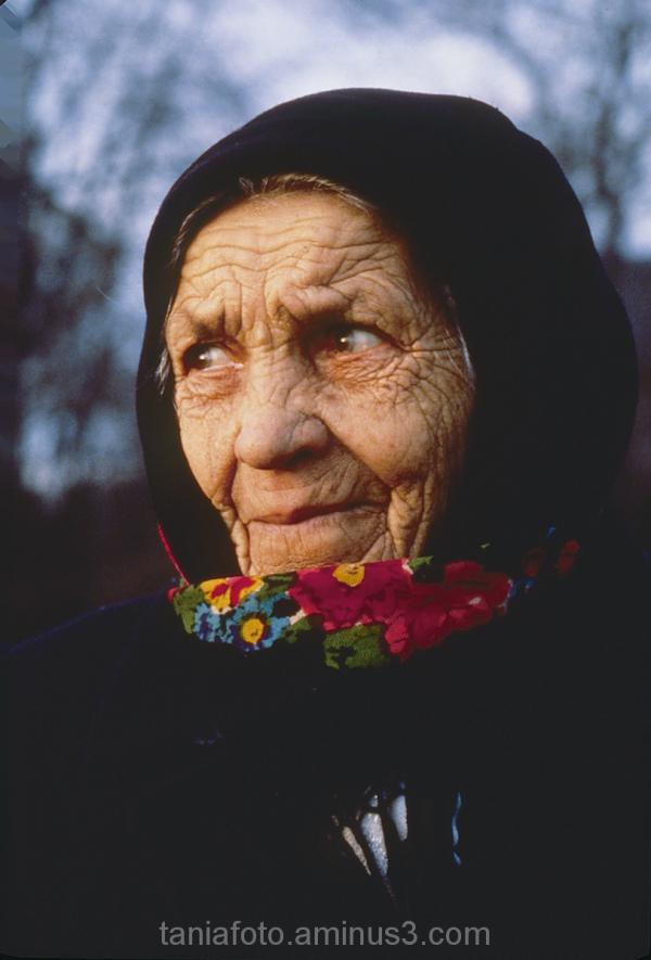 Famine 1932-33 survivor