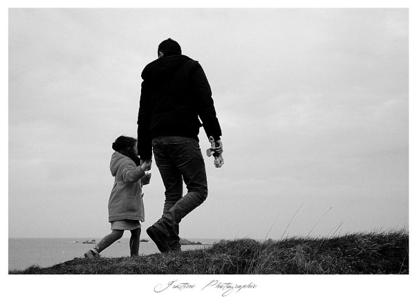 Promenade père fille