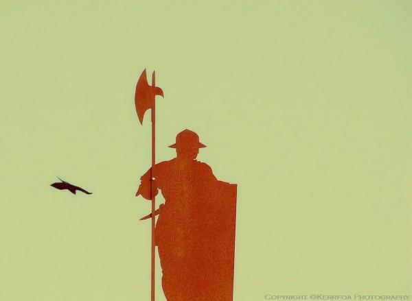 L'oiseau et le soldat