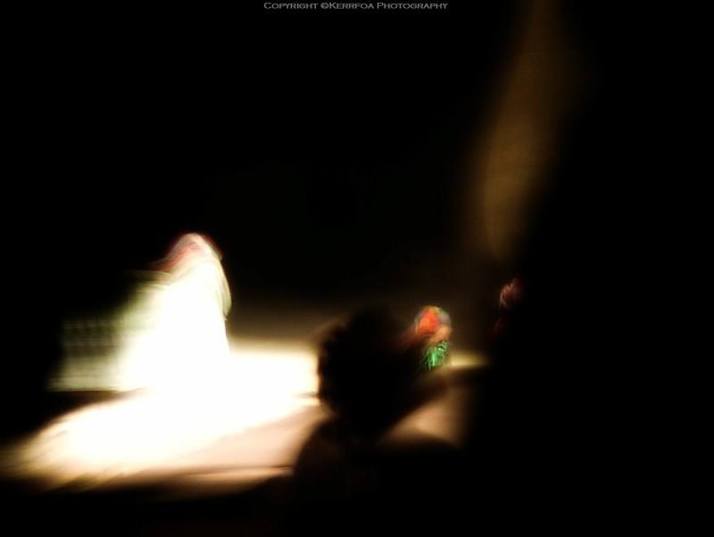 Light Painting Le Théâtre