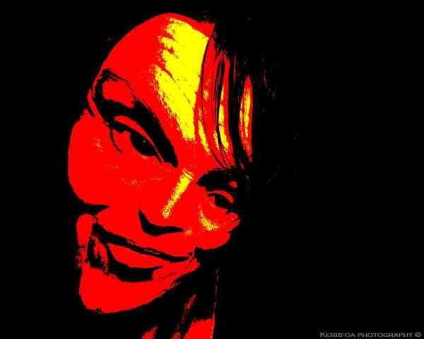 Le portrait déformé 2