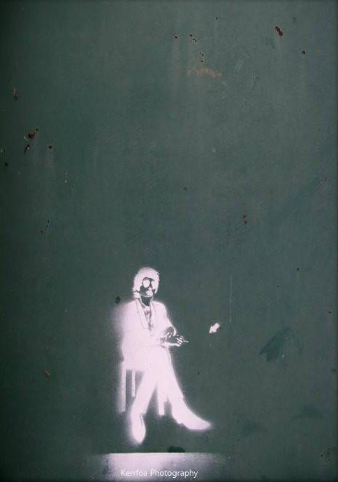 L'homme à la cigarette