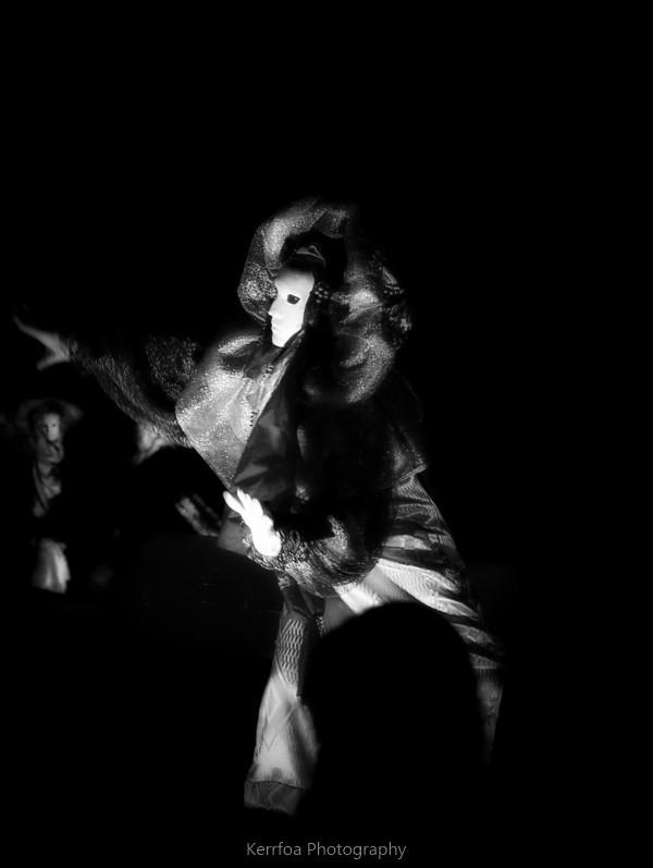 Magicienne de la nuit