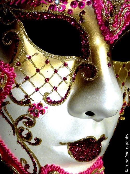 La maschera di venezia