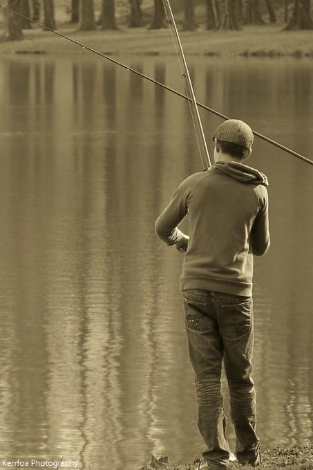 Le jeune pêcheur