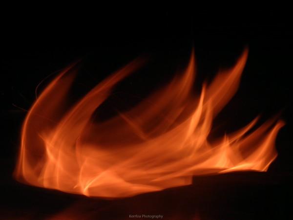 Au coin du feu