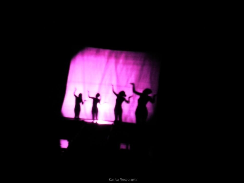 Danse obscure