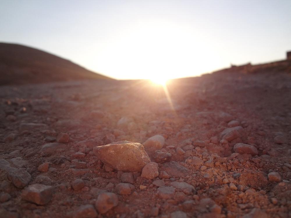 سنگ و آفتاب