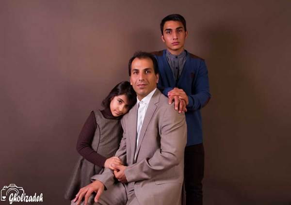 Father & Children