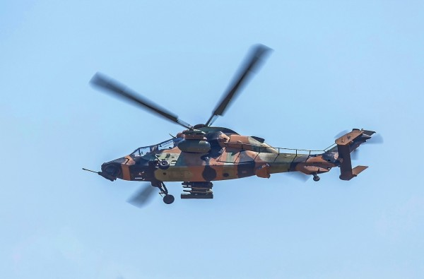 ARH Tiger Attack Helicopter