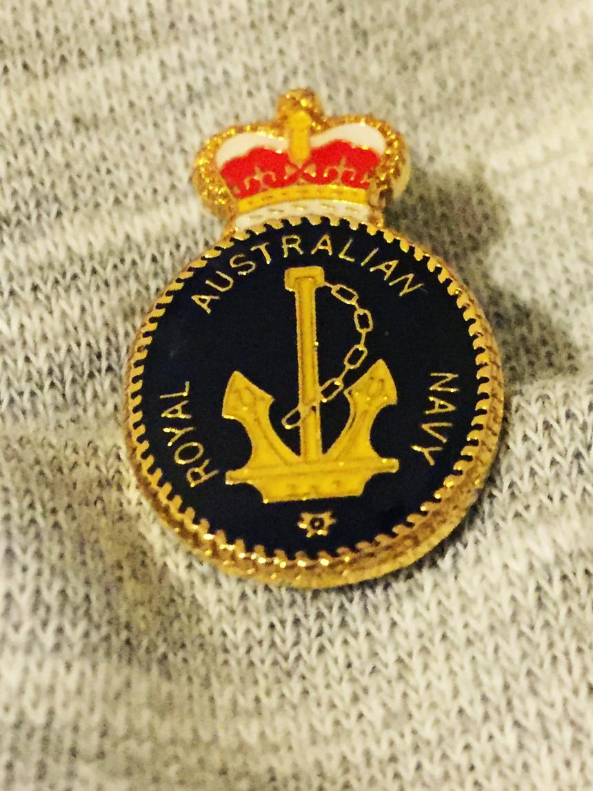 Royal Australian Navy Crest