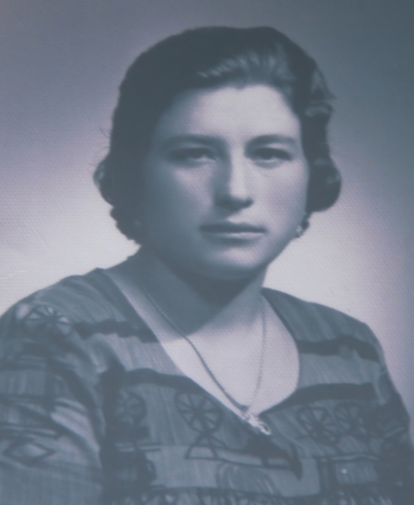 Giovanna Torcasio: Portrait