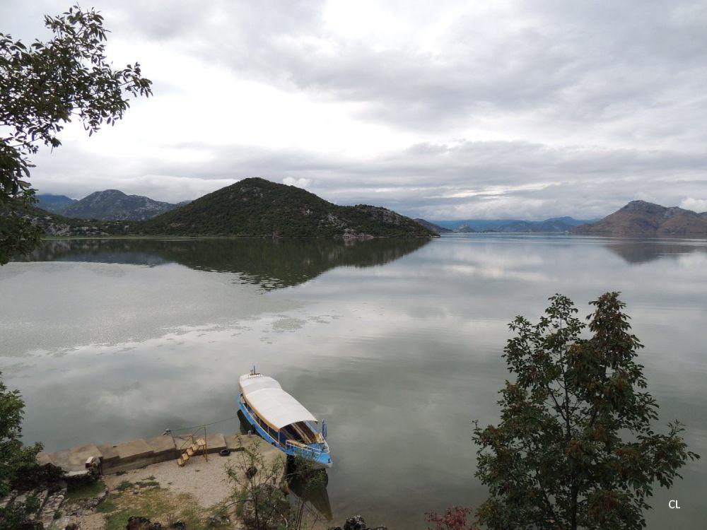 Un grand lac