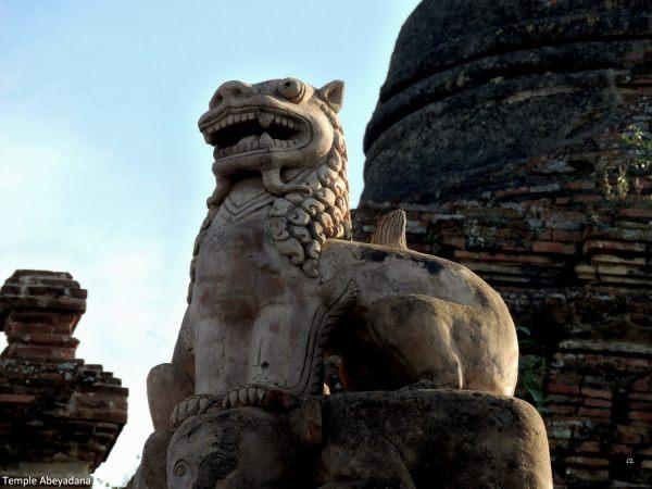 Temple Abeyadana