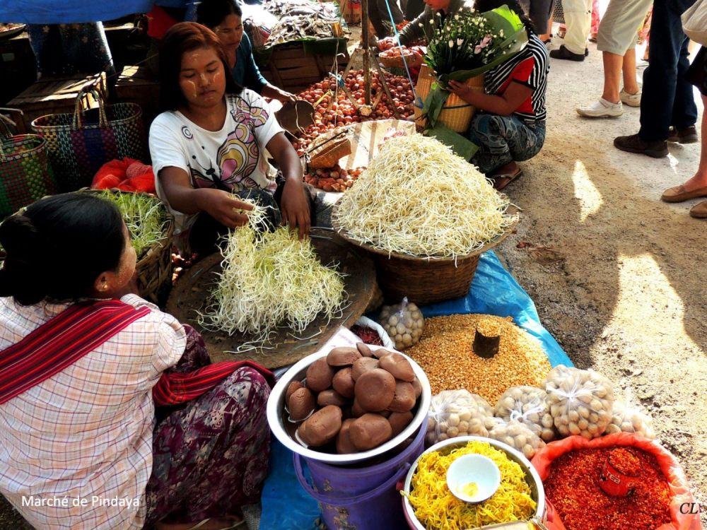 Marché de Pindaya