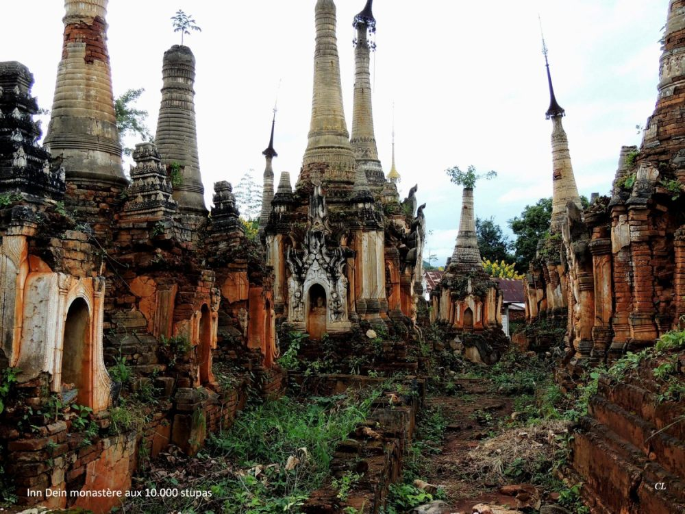 Pagode Shwe Inn Tain