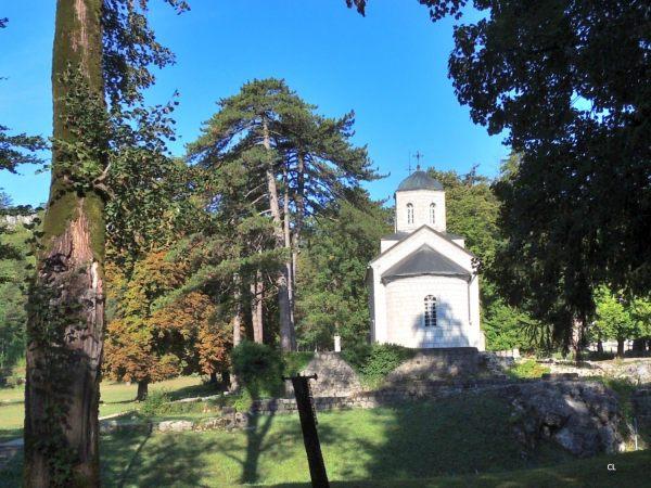 monastère de Cetinje