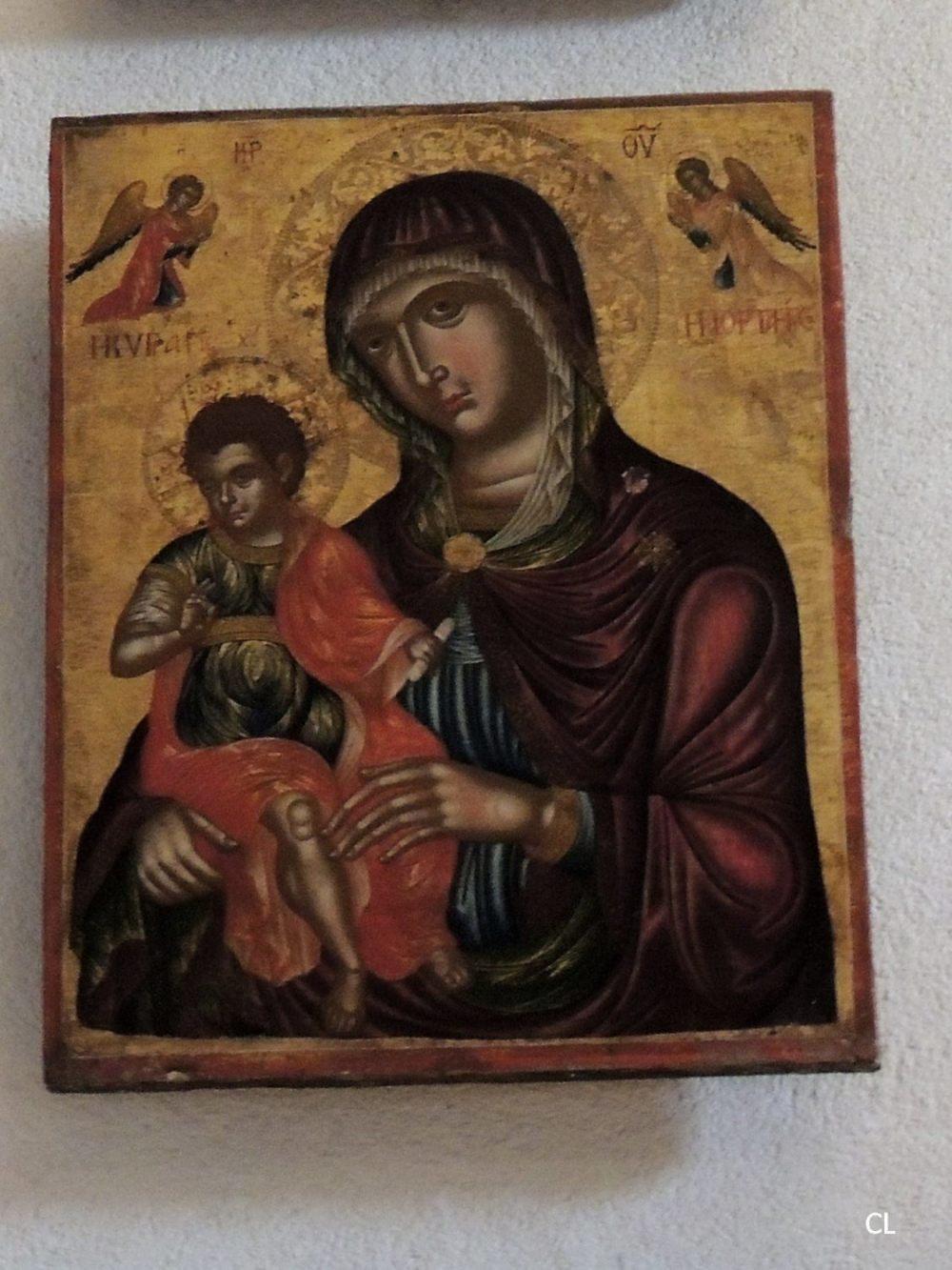 Kotor Cathédrale Saint Triphon icone
