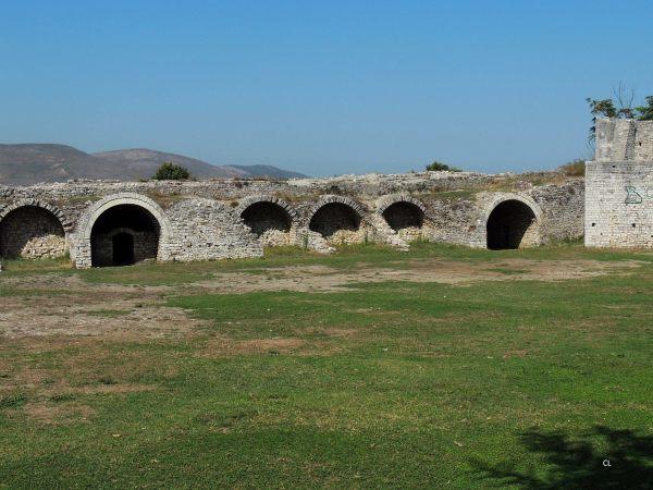 Berat citadelle