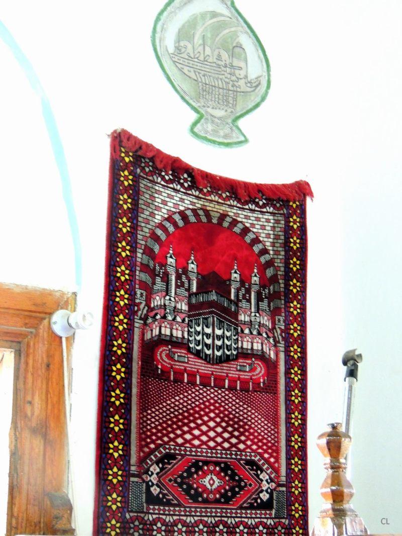 mosquée du sultan Bérat