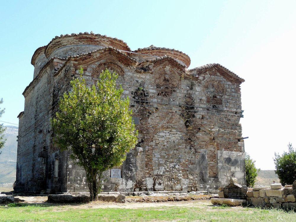 Butrint parc archéologique