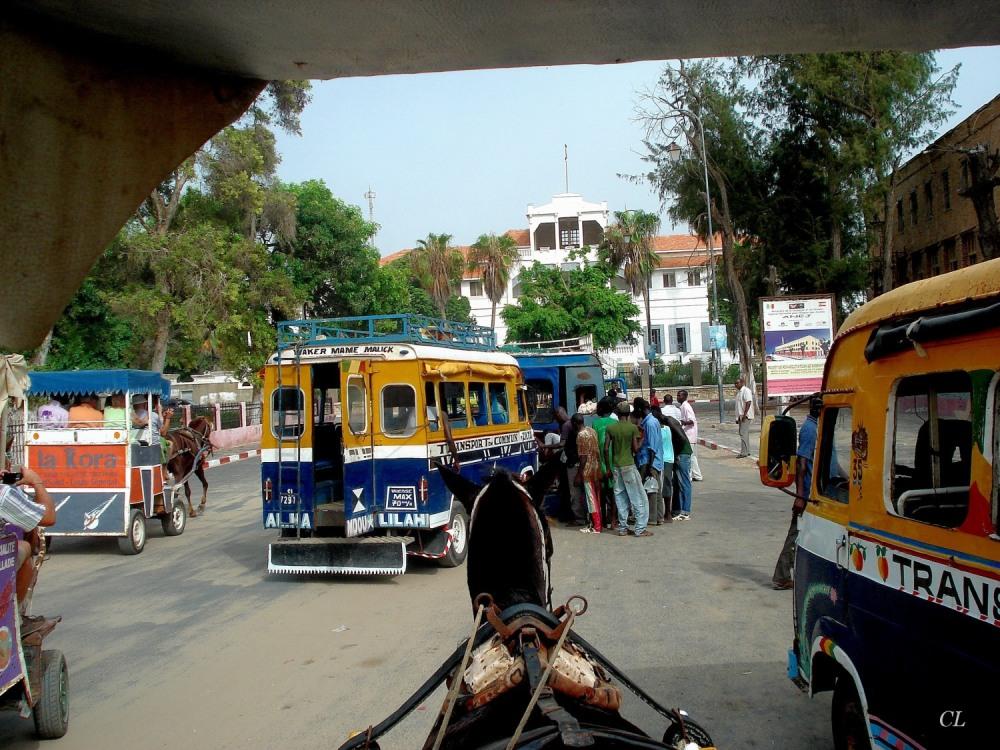Arrêt de bus