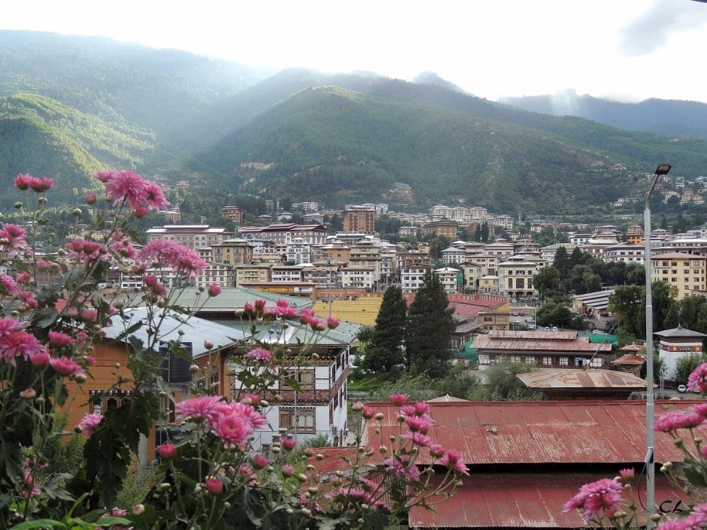 ville de Thimphu