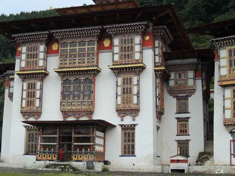 Temple Kurjey Lakhang