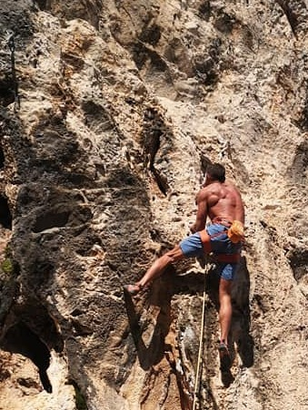 la grimpe