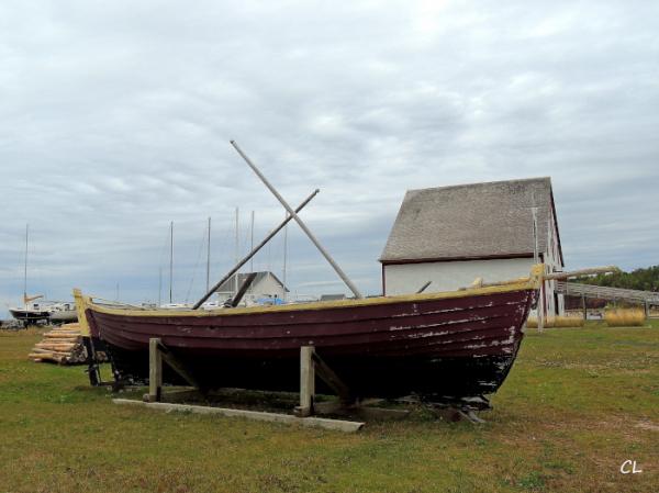 Site historique du Banc de Pêche de Paspébiac