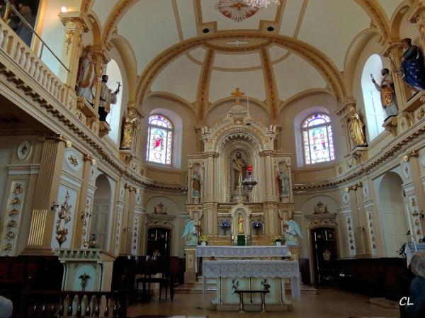 Eglise St-Joseph de Deschambault