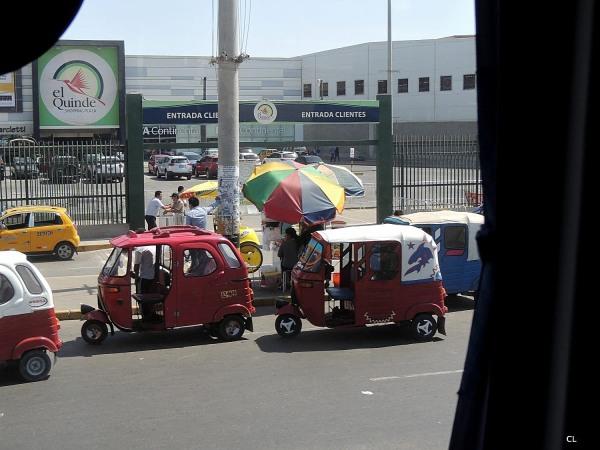 Taxi urbain
