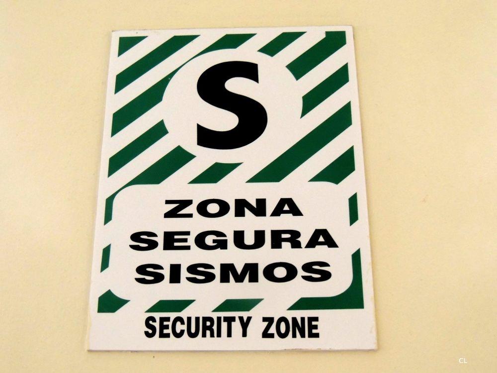 Zone de sécurité