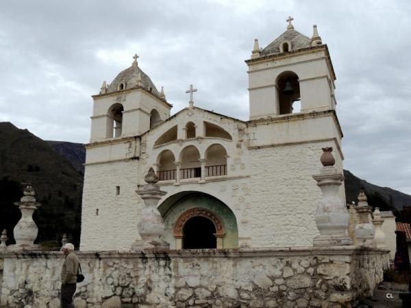 Eglise de Yanque