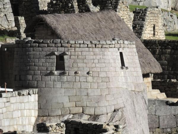 Temple du Soleil Machu Pichu