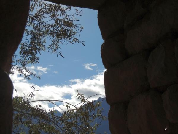 Paysage péruvien