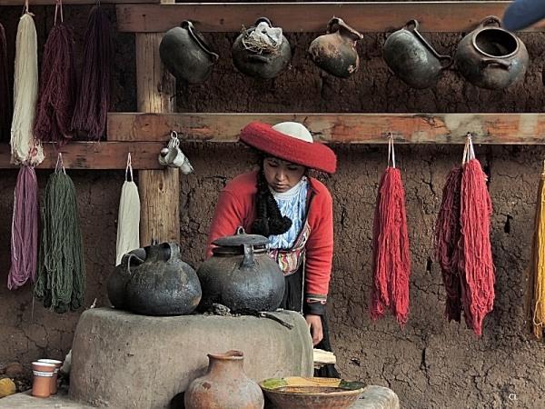 Traitement de la laine