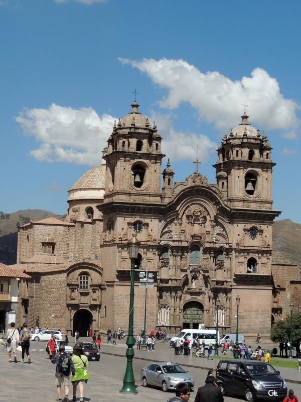Cusco Cathédrale de l'Assomption de la Vierge