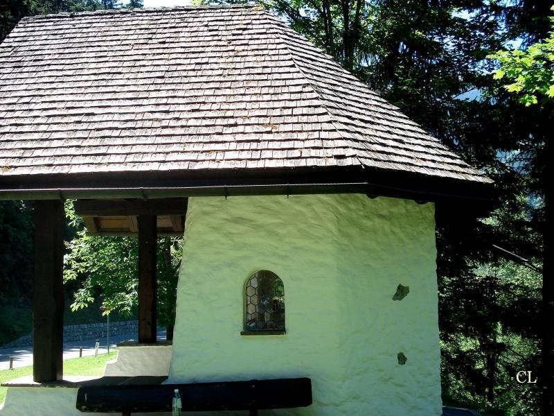 Chapelle à Jerzens Autriche